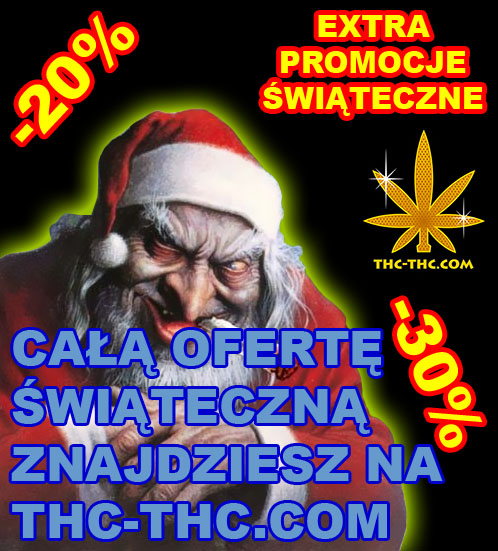 promocje świąteczne 2015, nasiona marihuany, sklep