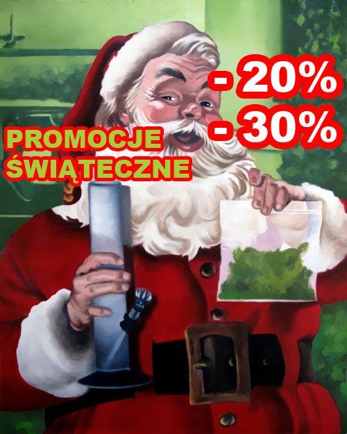 promocja, promocje świąteczne, na nasiona marihuany
