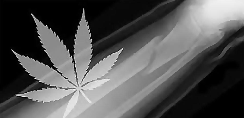 Wpływ, Marihuany, Konopi, Cannabis, Palenie, Haj, Kości