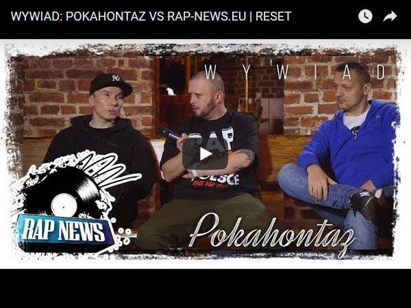Fokus, Paktofonika, Pokahontaz, Rahim, Wywiad, Rap, Hip-Hop